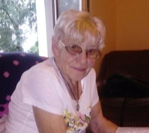 Gedenkseite für Ingrid Frymark
