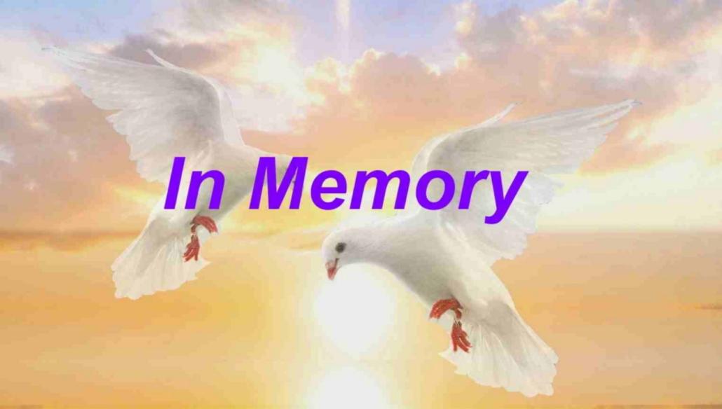 In Memory-Gedenkportal für Trauernde